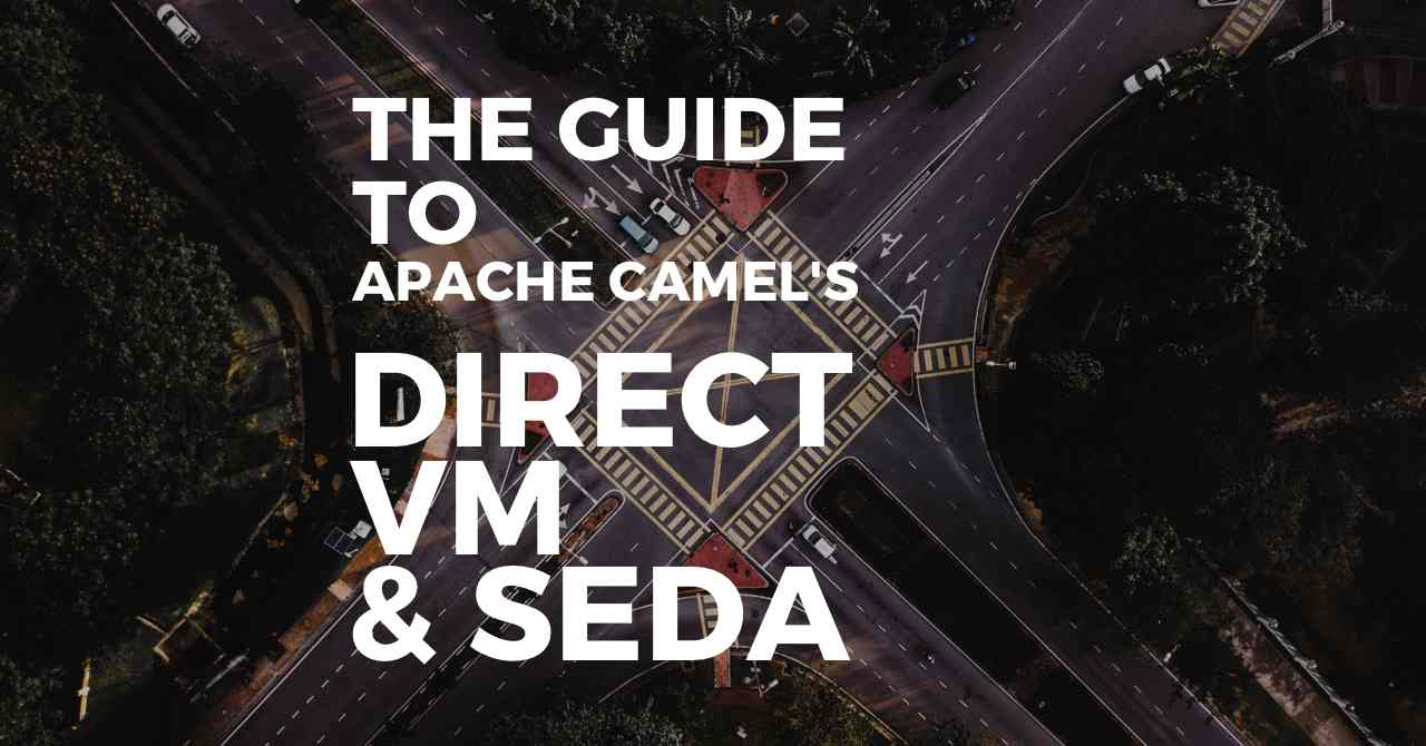 Guide to Camel's SEDA, Direct and VM components